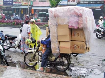 marché hué - vietnam