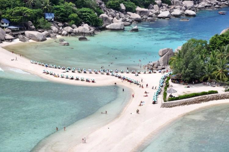 plage ko nang yuan point de vue