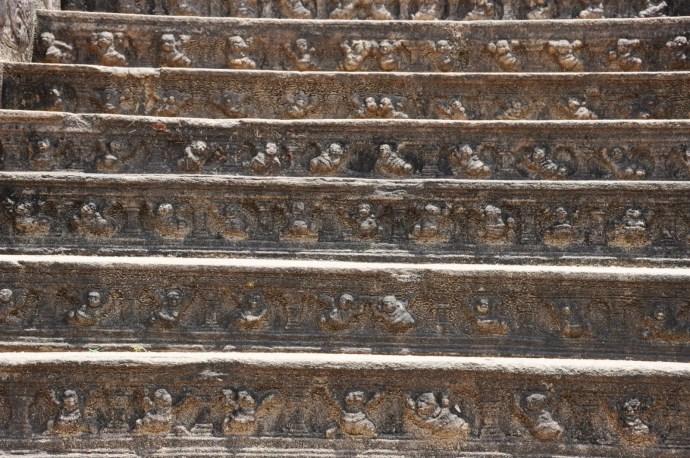 quadrangle polonnaruwa - sri lanka