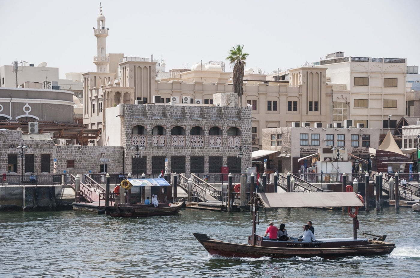 dubai creek - emirats arabe unis