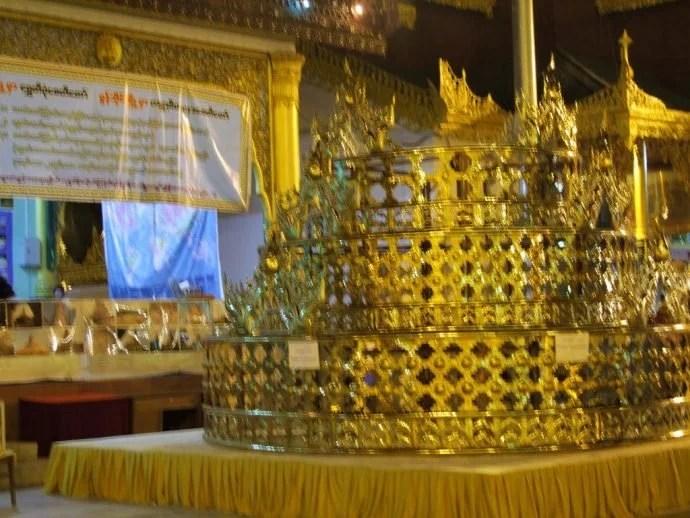 pagode shwedagon Yangon 2008 - Myanmar