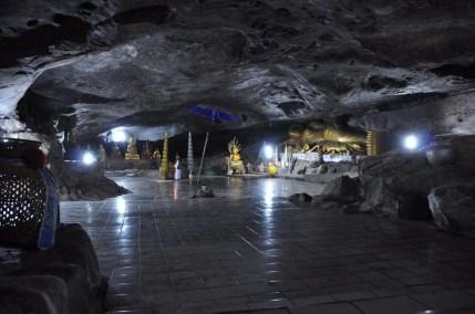 Grotte Wat Patihan-Ubon Ratchathani