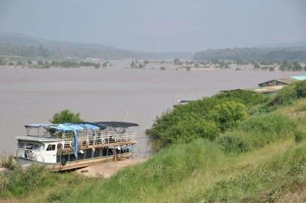 Mekong river - Khong Chiam Thailande