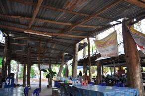 Restaurant-Mekong river - Khong Chiam - Ubon Ratchathani