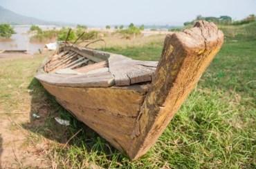 Bateau-Mekong river - Khong Chiam - Ubon Ratchathani