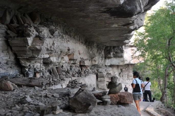 Falaise Pha Taem National Park Ubon Ratchathani
