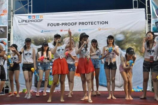 Songkran 2014 Silom