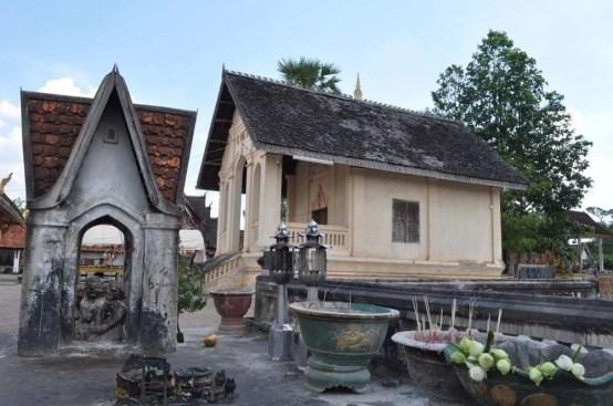 temple That Ing Hang Stupa savannakhet