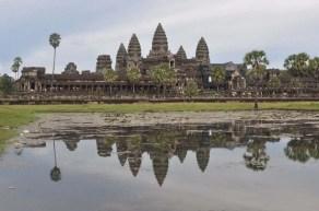 Angkor Wat en 2014.