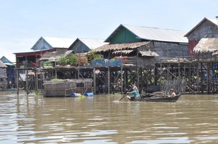 village kompong phluk tonle sap