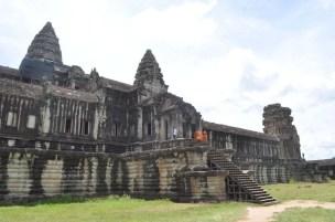 façade Angkor Wat