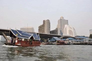 sathorn pier saphan taksin bangkok