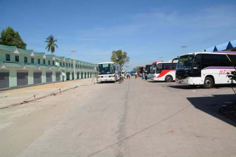 station bus pathein birmanie