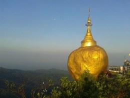 rocher d'or birmanie