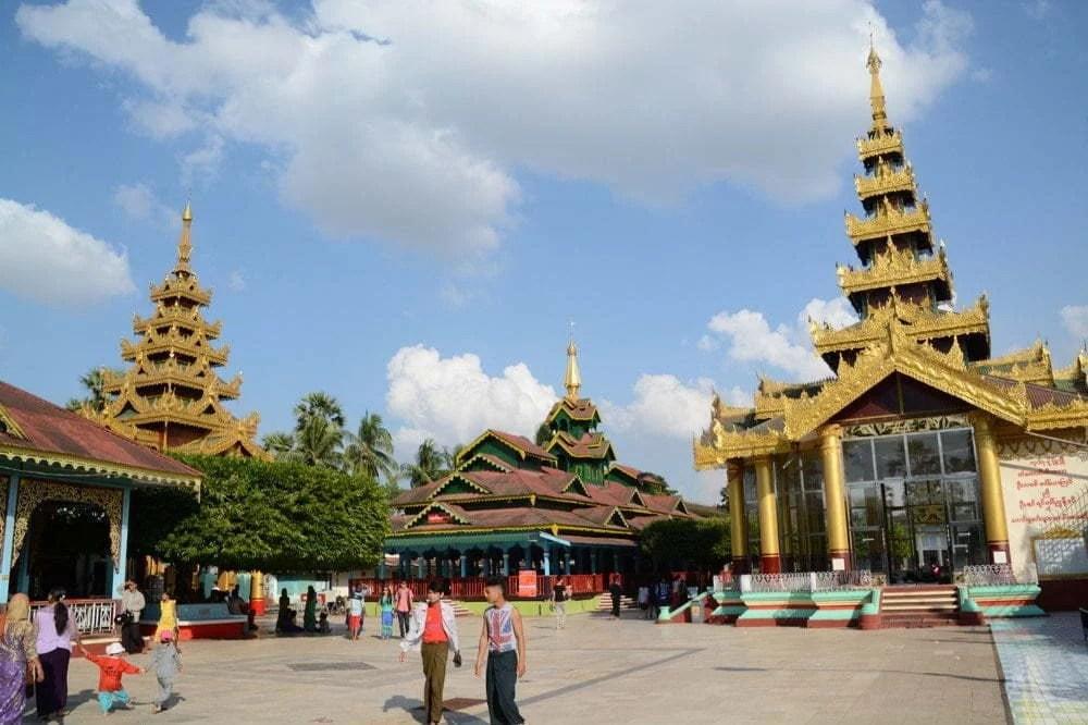 pagode bago birmanie
