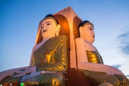 bouddha bago birmanie