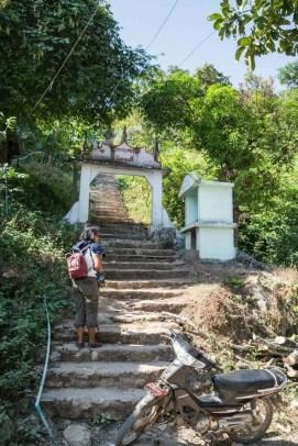 mont hpan pu hpa an birmanie