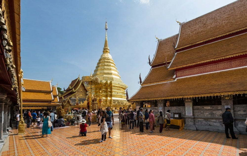 5 raisons de visiter le Doi Suthep