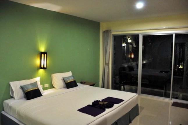 chambre sabai@kan resort kanchanaburi