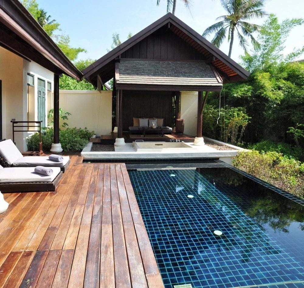 Villa koh samui thailande