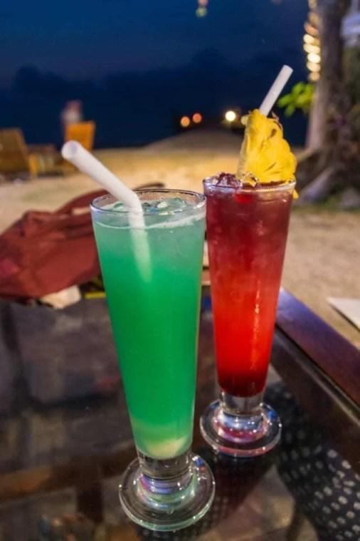 cocktail plage ao suan yai koh mak