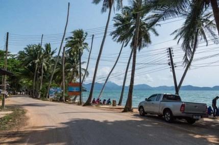 plage trat thailande