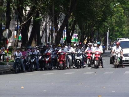circulation ho chi minh ville vietnam