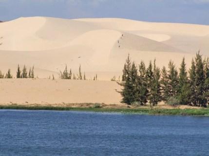 dune blanche Mui Né Vietnam