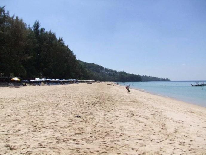 plage nai thon phuket
