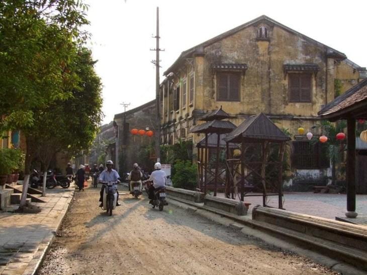 Vieille ville Hoi An Vietnam