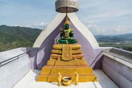 wat thaton nord thailande