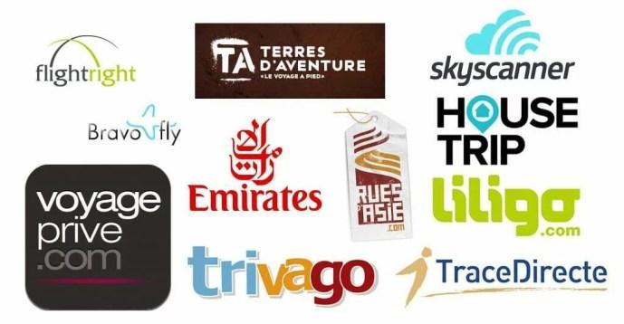 logo collaboration blog voyage