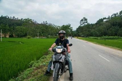 Trajet moto Lao Cai Bac Ha nord Vietnam