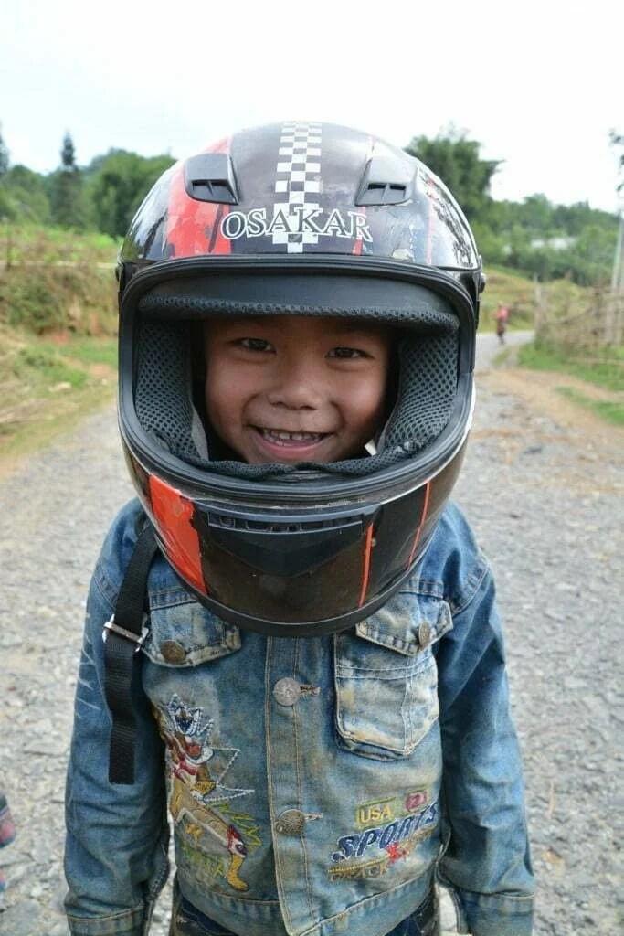enfant nord Vietnam - Bac Ha - Vinh Quang