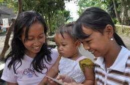 donation photo borobudur ile java indonesie