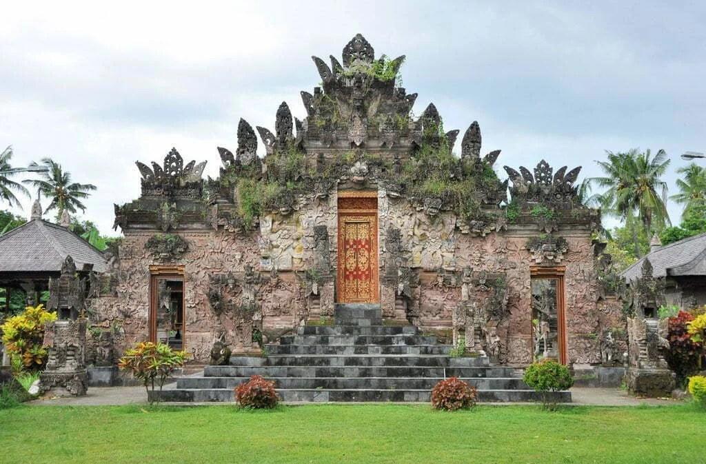 Temple nord de Bali