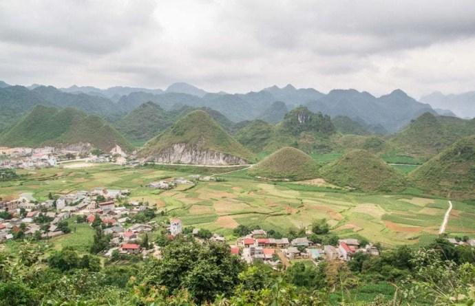 moto nord Vietnam - Fairy Bosom - Tam Son