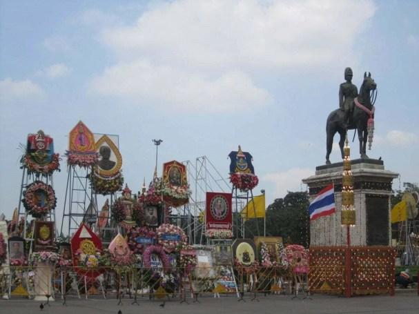chulalongkorn day famille royale thailande