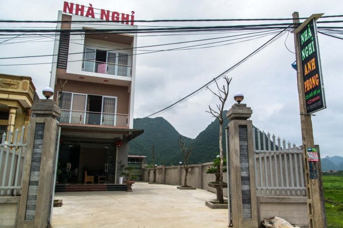 hotel alternative Bac Son - nord Vietnam