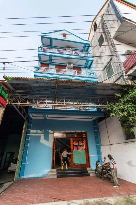 Hotel Bac Son - nord Vietnam