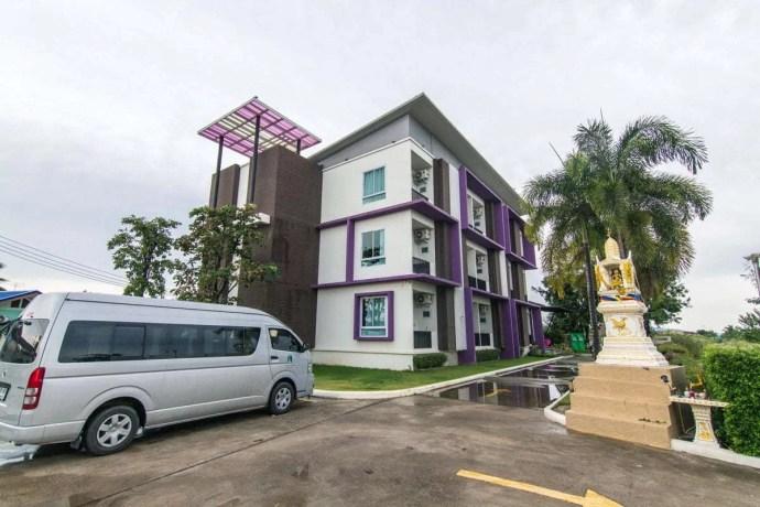 Le FIG hôtel.