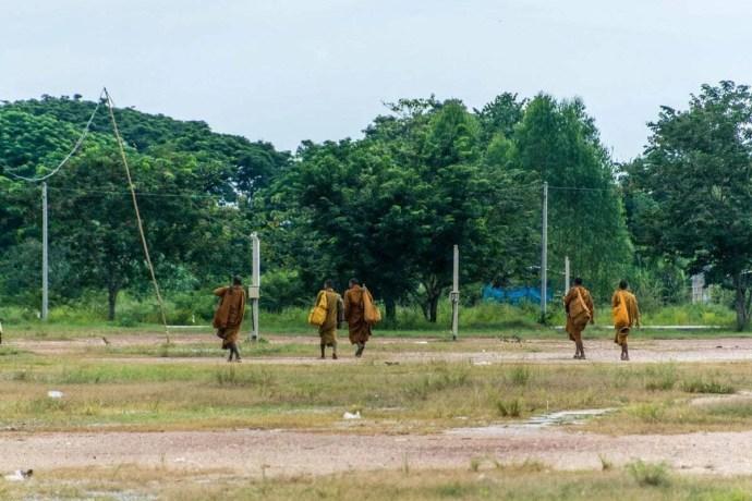 Kamphaeng Phet - parc historique - Thaïlande 37