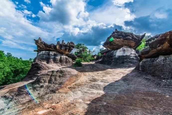 parc national mukdahan