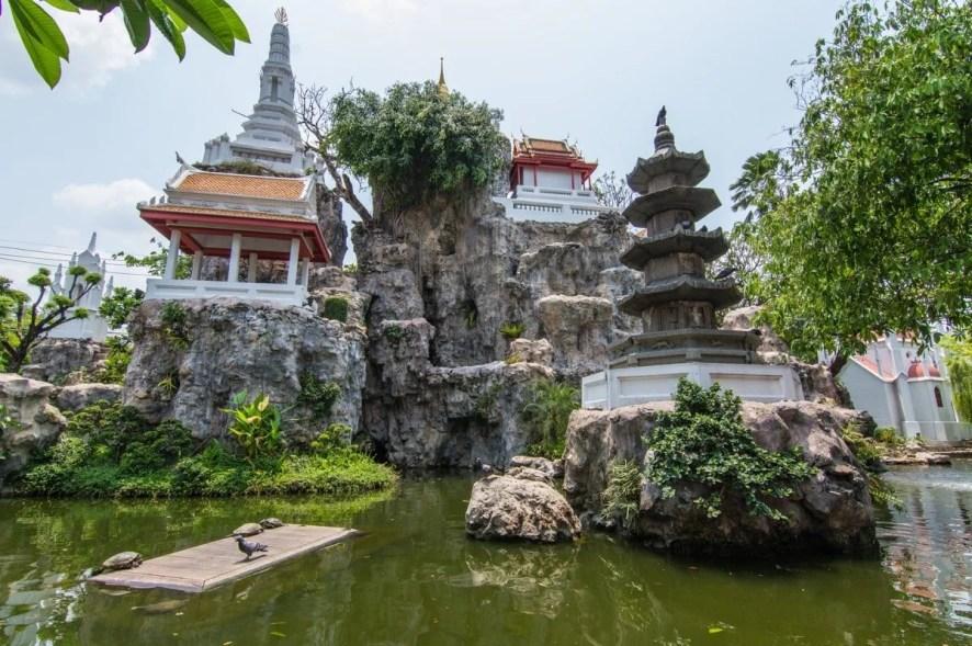 wat prayoon - bangkok