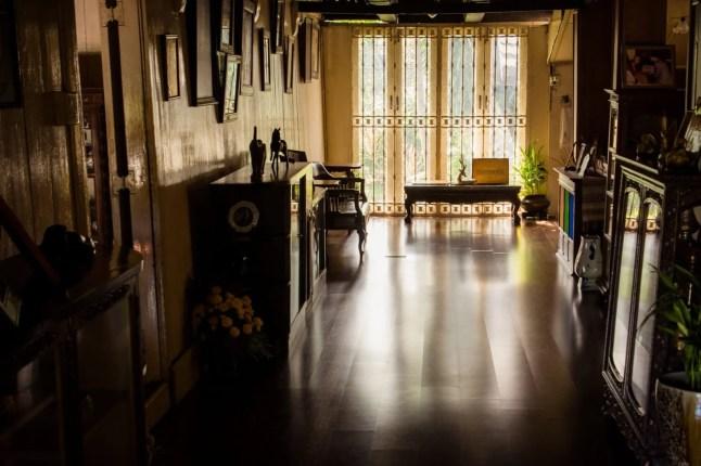 accès salle à manger baan sao nak lampang thailande