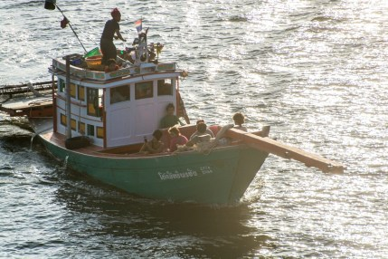 bateau peche phetchaburi
