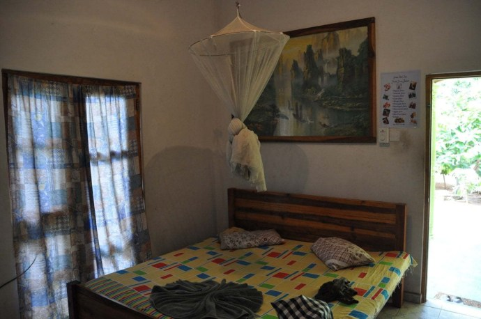 chambre-green-hut-inn-dambulla