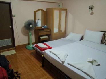 chambre bluebayou ao nang krabi