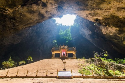 grotte pavillon royal - sam roi yot - thailande