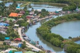 khao daeng viewpoint - sam roi yot - thailande